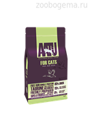 Корм для кошек Утка 85/15 (AATU CAT DUCK) ADCAT3, 3кг