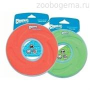 Игрушка д/собак - Суперпрочное Кольцо для фрисби, резина, маленькая. CHUCKIT! RUGGED FLYER SMALL