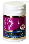 POLIDEX Super Wool  ( Полидекс супер вул )для кошек