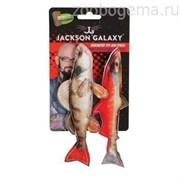 Игрушка д/кошек - Морская рыбка, мягкая, 2 шт JG MARINATER TOY PHOTO FISH 2-PACK
