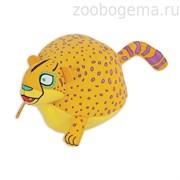 Игрушка д/собак - Гепард, мягкая, особо прочная, с пищалкой FAT CAT PLUMPIES - CHEETAH