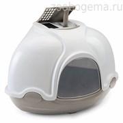 IMAC Ginger угловой биотуалет для кошек