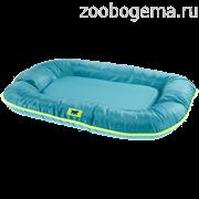 Подушка OSCAR 100 голубая, непромокаемая(нейлон)