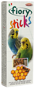 FIORY палочки для попугаев Sticks с медом 2х30 г