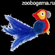 GIGWI Попугай со звуковым чипом