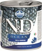 N&D DOG OCEAN COD & PUMPKIN
