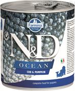 N&D DOG OCEAN COD & PUMPKIN PUPPY
