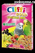 Коктейль для Волнистых попугаев: зерна, злаки, фрукты, овощи (Cocktail Mix Pappagallini) PCOA007
