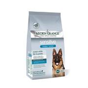 Ардэн Грэньдж Корм сухой для щенков и молодых собак, с деликатным желудком и/или чувствительной кожей, 2кг AG Puppy/Junior (GF) Sensitive AG633284