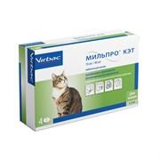 Мильпро кэт для взрослых кошек  до 8 кг за 1 таб