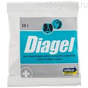 Diagel  10 г (нормализация работы ЖКТ у собак и кошек )
