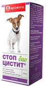 СТОП-ЦИСТИТ БИО суспензия д/собак, фл.50мл