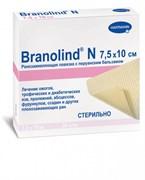 Хартманн Повязка  BRANOLIND  N 7.5х10 см