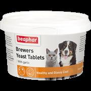 Beaphar 12664 Brewers витамины д/кошек и собак с пивными др. и чесноком таб №250