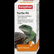 Beaphar 12555 Turtle Vitamine Вит. д/черепах, 20мл