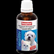 Beaphar 10264 лосьон для удаления слезных пятен у кошек и собак 50мл (УТ000000808)